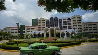 Das erste von einem US-Unternehmen betriebene Hotel in Kuba seit der Wiederaufnahme der diplomatischen Beziehungen mit den USA. (Archivbild)