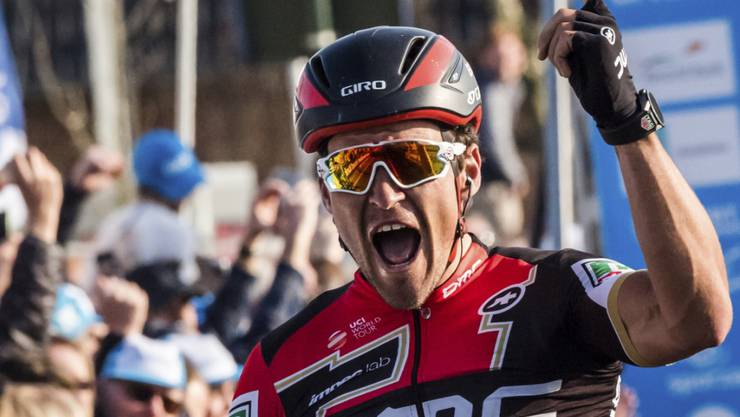 Olympiasieger Greg van Avermaet schlägt auch beim Klassiker Gent - Wevelgem zu