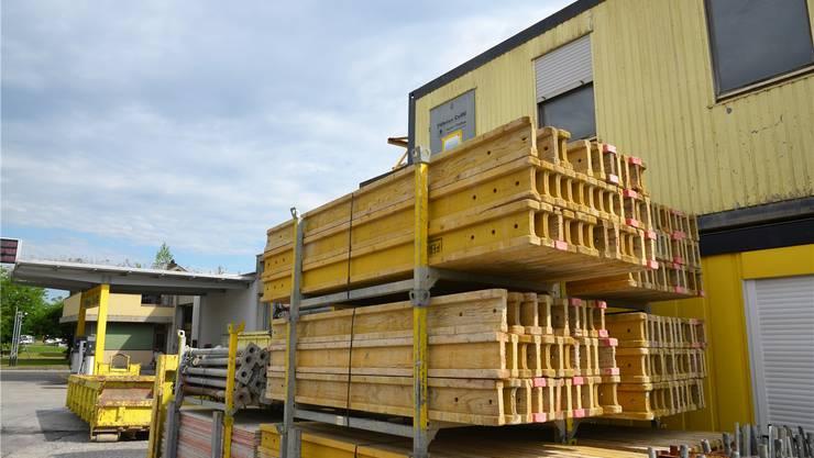 Das fast 90-jährige Bauunternehmen P. Weiss & Co. AG in Muri kann keine schwarzen Zahlen mehr schreiben und schliesst auf Ende September. Eddy Schambron