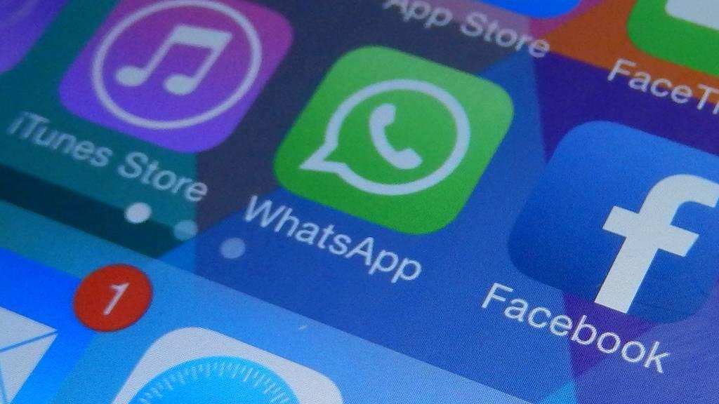 WhatsApp schränkt Weiterleitungen ein wenig ein