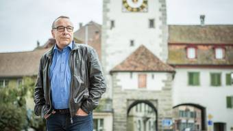 """Der ehemalige """"Reussbote""""-Redaktor Beat Gomes ist seit Anfang Jahr Gemeinderat in Mellingen"""