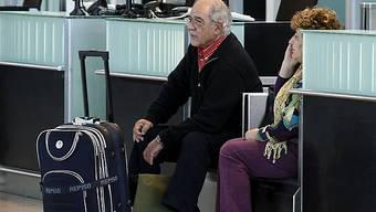 Gefahr eines Streiks der Fluglotsen in Spanien steigt (Symbolbild)