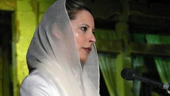 Aisha Gaddafi, die «Claudia Schiffer Nordafrikas».