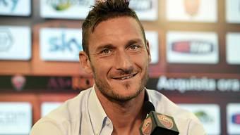 "Francesco Totti: ""Der ewige Römer""."