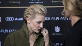 Cate Blanchett am Zürich Film Festival.