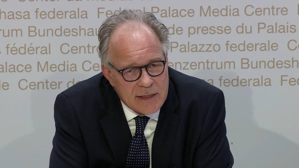 Boris Zürcher: «Der Arbeitsmarkt ist im Prinzip zum Erliegen gekommen»