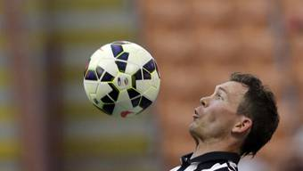 Prestigesieg bei Inter: Stephan Lichtsteiner von Juventus Turin