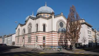 Die Sicherheit der Basler Synagoge soll nun doch mit Staatsgeldern unterstützt werden können.
