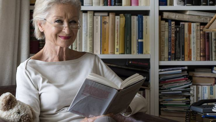 Wer ihr ein Kompliment zu ihrem Aussehen macht, gewinnt nicht unbedingt ihr Herz: Schauspielerin Heidi Maria Glössner will lieber Lob zu ihrer Arbeit erhalten. (Archivbild)