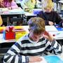 Das integrative Schulmodell sorgt in Schulen für gemischte Gefühle. (Symbolbild)