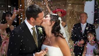 Heiraten am Tag mit vielen 8en, der Zahl der Unendlichkeit, ist beliebt.