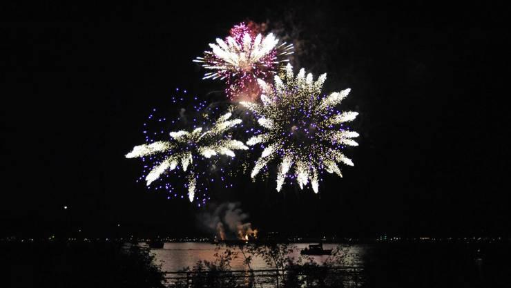 Feuerwerk und laute Musik brachte in der Nacht auf den 1. August viele auf die Palme und sie alarmierten die Polizei