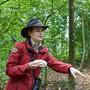 Park-Rangerin Melanie Inhelder ist Spezialistin für urbane Ökosysteme.