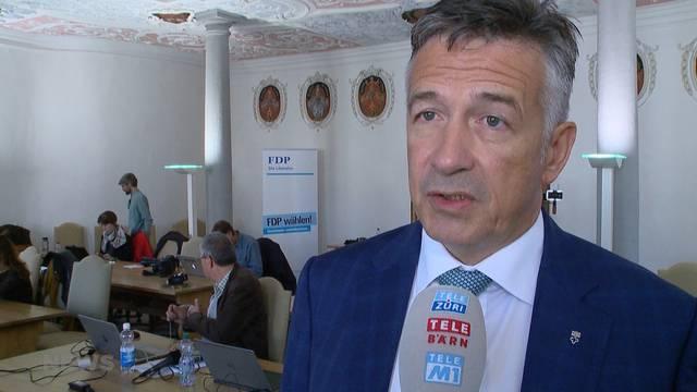 FDP-Ständerat Wicki traut sich