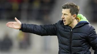 Marinko Jurendic gilt als grosses Trainertalent – die Zeit für den Sprung ins Profibusiness scheint gekommen. Kommt er zum FC Aarau?