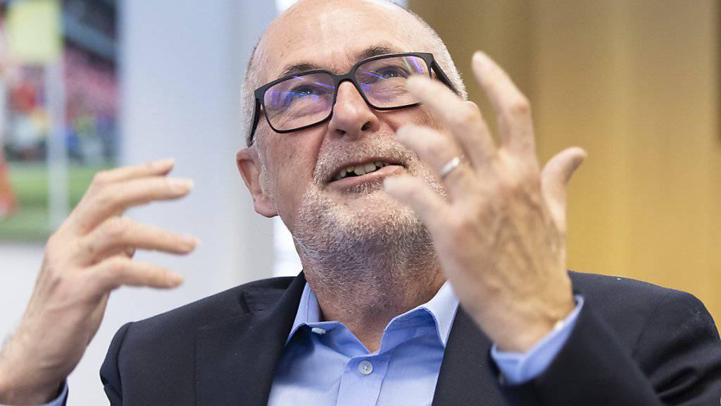 Peter Gilliéron im Gespräch mit Keystone-SDA: «Wir haben eine vielversprechende Zukunft»