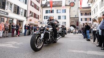 Harley-Parade 2017