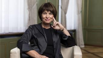 Doris Leuthard, alt Bundesrätin