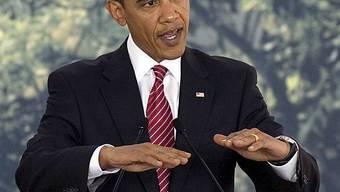 Obama an Nordamerika-Gipfel