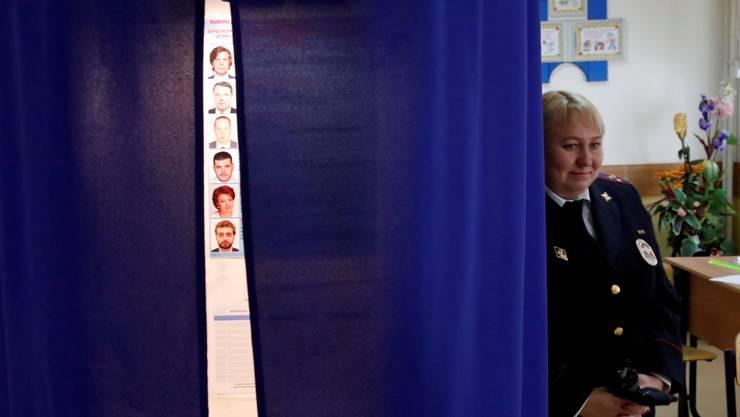 Ein Silberstreifen am Horizont: Die russische Opposition fühlt sich durch die Regionalwahlen bestärkt. (Bild: Reuters/Moskau, 8. September 2019).