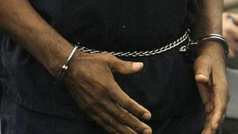 Mutmasslicher Serienmörder in Haft