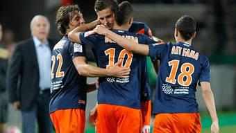 Montpellier lässt auf dem Weg zum Titel Punkte liegen.