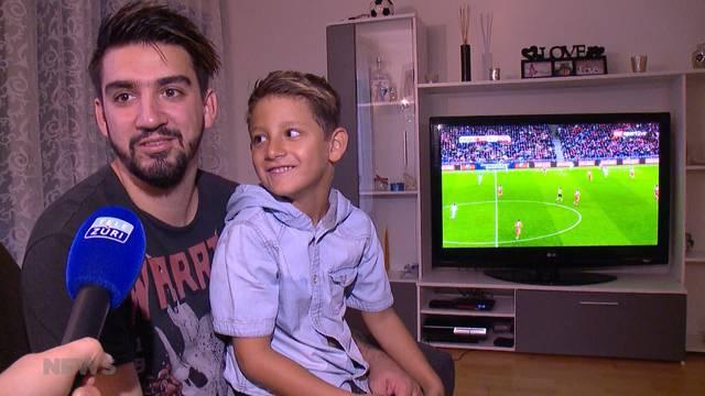 Zuber-Bruder nach Goal-Premieren: «Er ist überglücklich!»