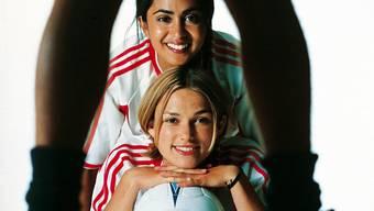 Der Film «Bend it like Beckham» ist der Hintergedanke des ersten Weltmädchenfussballtages, der am 11. Oktober in Solothurn stattfindet.