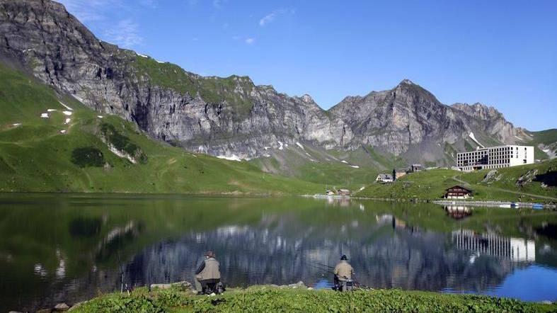 Freizeittipp: Fruttlodge Berginsel am Melchsee