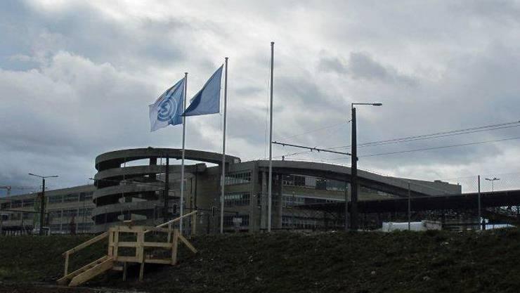 Die FCZ-Flagge ist weg.