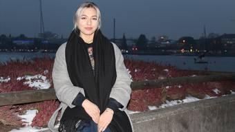 Die 20-jährige Anina Kühnis aus Widen durfte als Tänzerin mit DJ Bobo auf Tournee gehen.