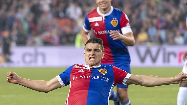 Mohamed Elyounoussi wurde bislang in Southampton nicht glücklich