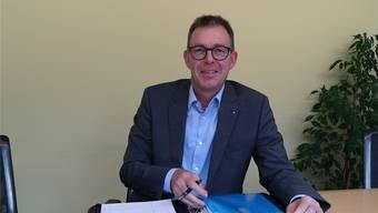 «Die vierjährige Aufbauarbeit wäre mit einem Schlag zunichtegemacht»: Gemeindeammann Rolf Buchser (FDP) über den Fall, dass die Gesamtrevision der BNO am kommenden Montag zurückgewiesen würde.