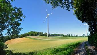 Kienberg bekommt einen Windpark.