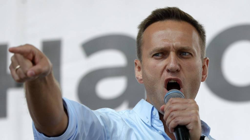 Charité: Künstliches Koma bei Kremlkritiker Nawalny beendet