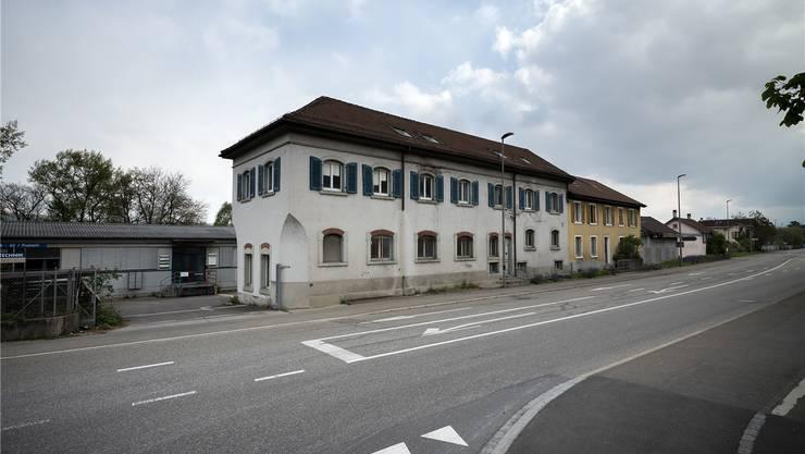 Das Gewerbeareal Rheinlehne in Pratteln ist bis in zehn Meter Tiefe kontaminiert.