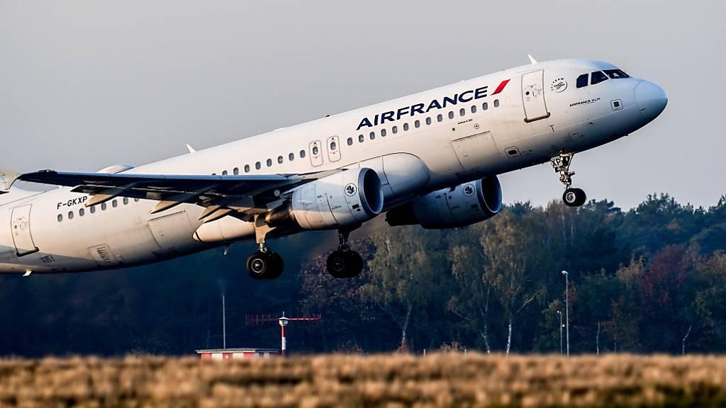 Frankreich wird grösster Einzelaktionär bei Air France-KLM