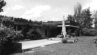 Die heute abrissgefährdete Villa in Seltisberg galt vor 50 Jahren als avantgardistischer Bau. (Archiv)