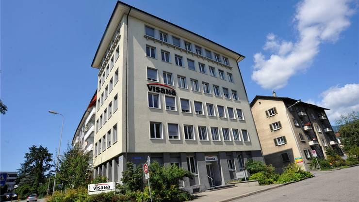 In diesem Gebäude in Solothurn war die Praxisfirma eingemietet. Isabel Mäder