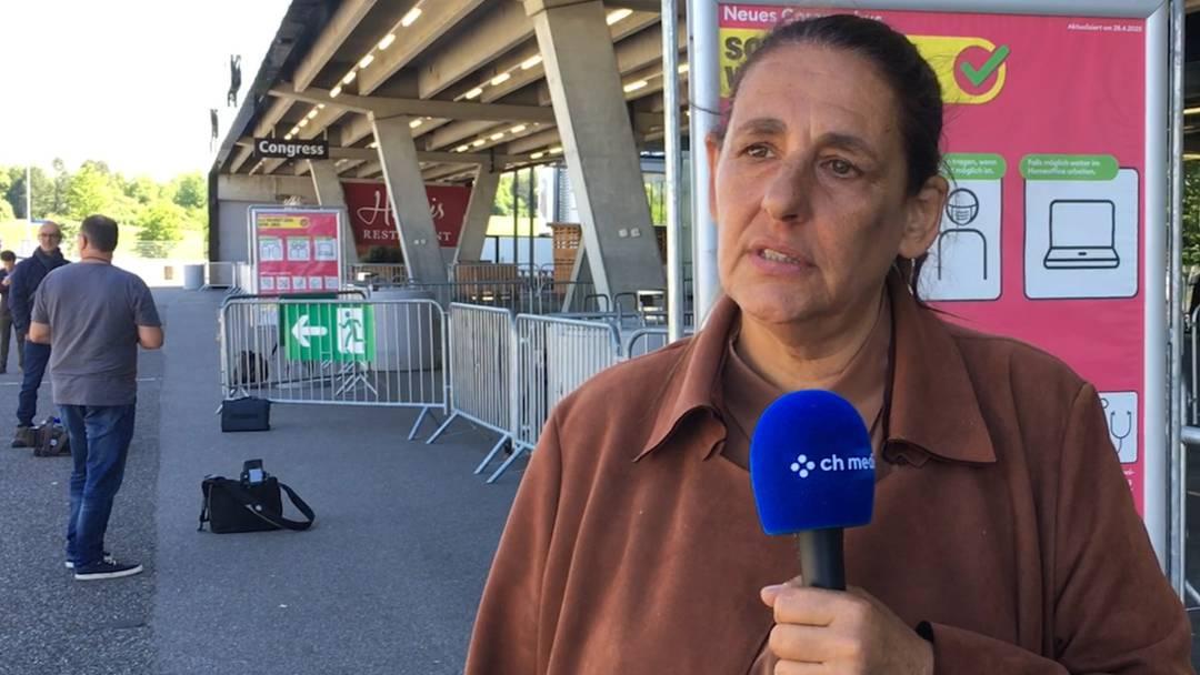 Sechs Fragen an Jacqueline Badran (SP/ZH)