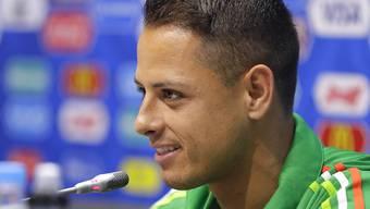 """Javier """"Chicharito"""" Hernandez wechselt zu West Ham United"""