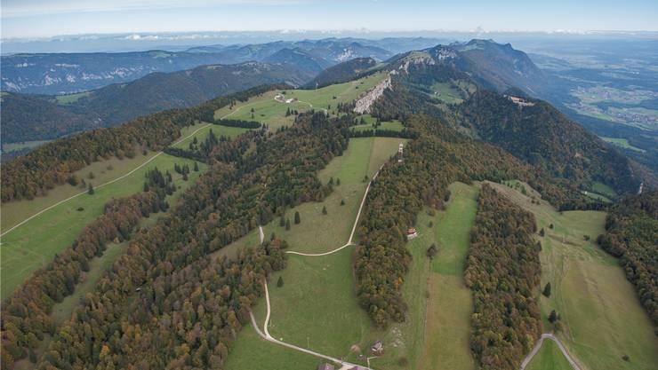 Die Grenchenberge sind nach wie vor ein touristisches Highlight der Region.