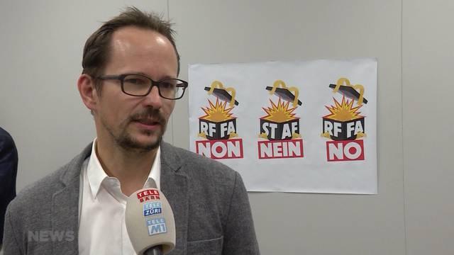 FDP und SP im Pakt gegen AHV-Steuer-Deal