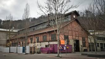 Die Alte Schmiede, in der das Nachfolgelokal des Merkkers eingebaut wird, wird derzeit noch von Altlasten befreit.Annika Bütschi