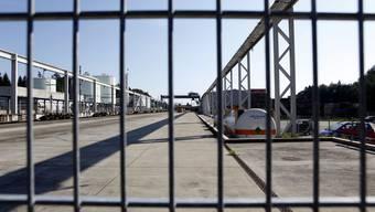 Der Kombiverkehrs-Terminal in Wiler hat keine Zukunft mehr. (fg)