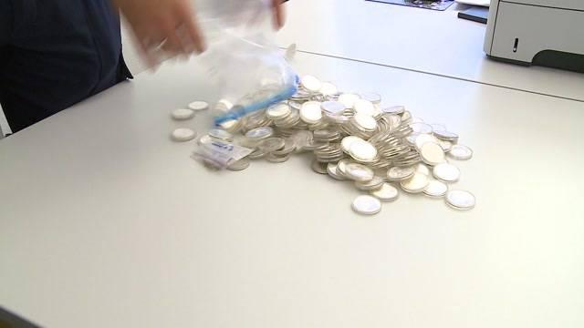 Einwohner von Hunzenschwil entdecken zahlreiche Silbermünzen