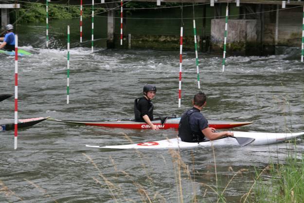 Das neue Olympia-Boot von Mike Kurt