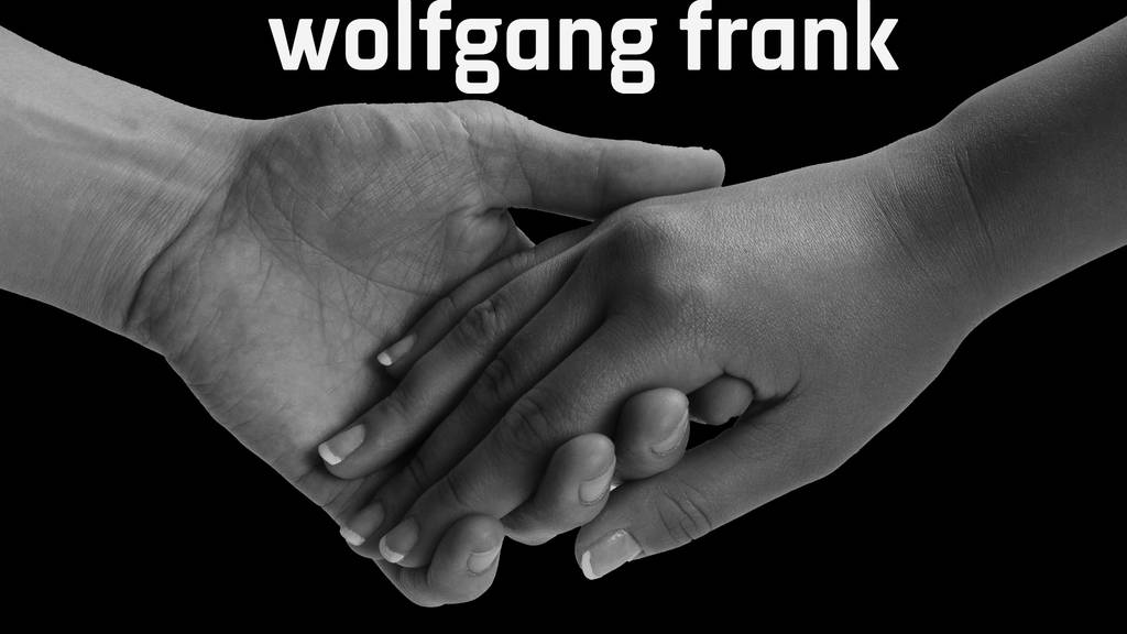 Wolfgang Frank: Wir (feat. Massimiliano Drapello)