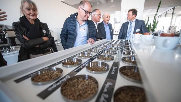 Impressionen vom Industrietag in Zuchwil bei der Schaerer AG