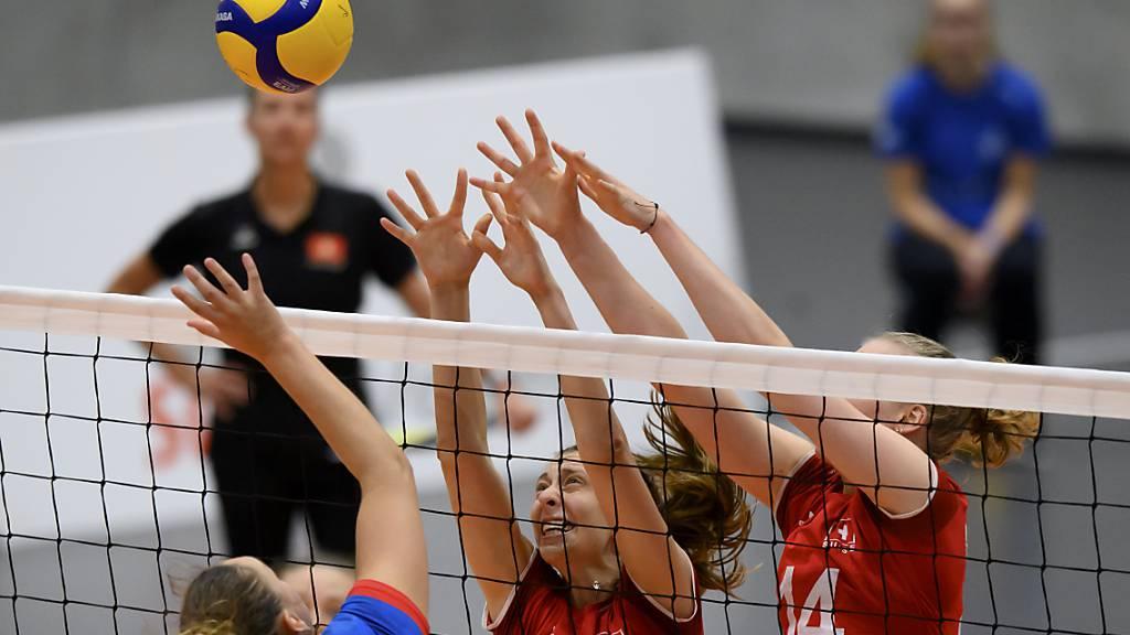 Schweizerinnen verlieren Schlüsselspiel gegen die Slowakei